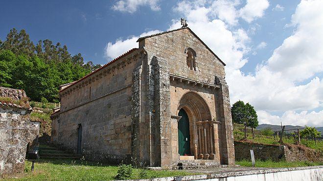 Capela de Nossa Senhora da Orada Lugar Melgaço Foto: CM Melgaço