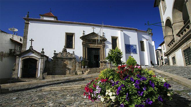 Igreja de São Vicente - Bragança Local: Bragança Foto: Câmara Municipal de Bragança