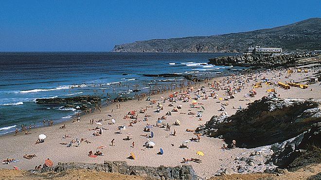 Praia da Cresmina - Guincho Local: Cascais Foto: JTCE