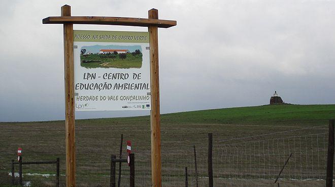 Vale Gonçalinho Environmental Education Centre Place: Castro Verde Photo: Rita Alcazar