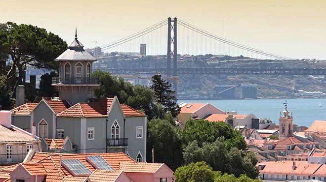 Capela De Nossa Senhora Do Monte Lisboa Www Visitportugal Com
