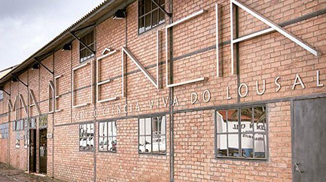 Centro de Ciência Viva do Lousal Lugar Lousal