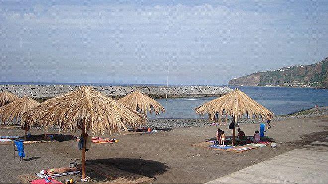 Zona Balnear da Ribeira Brava Ort: Madeira Foto: ABAE