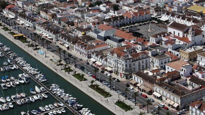 Vila Real de Santo António Photo: Odiana