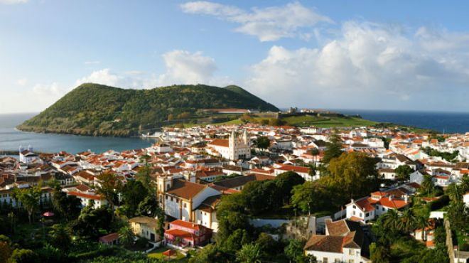 Monte Brasil, Angra do Heroísmo, Terceira Place: Monte Brasil, Angra do Heroísmo, Terceira  Photo: Maurício de Abreu_DRT