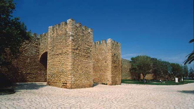Lagos - Castelo dos Governadores Local: Lagos Foto: Arquivo Turismo de Portugal