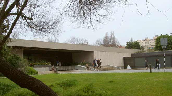 Museu Calouste Gulbenkian Ort: Lisboa Foto: IPPAAR