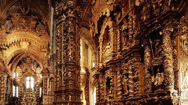 Igreja de São Francisco Local: Porto Foto: João Paulo