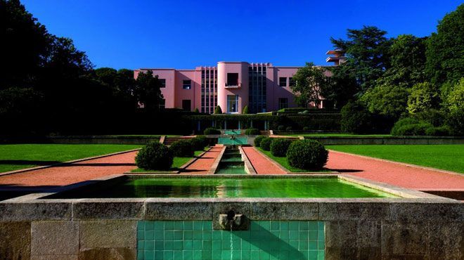 Jardins de Serralves Lieu: Porto Photo: Fundação de Serralves