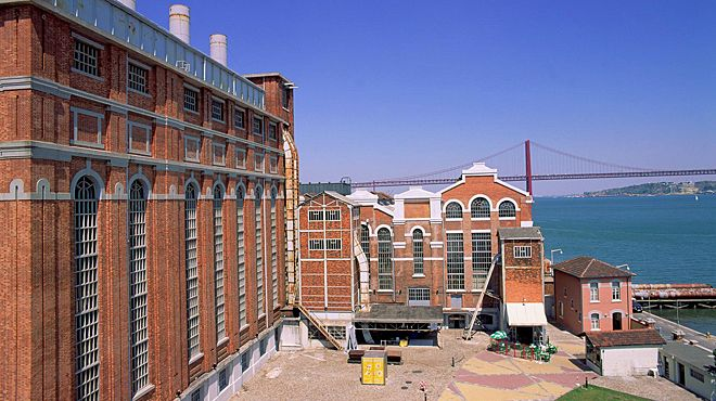 Museu da Electricidade Lieu: Lisboa Photo: António Sacchetti