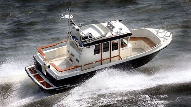 Marlin Boat Tours