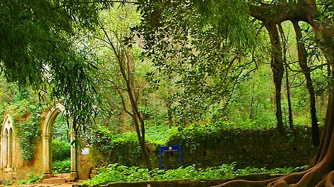 Jardins da Quinta das Lágrimas