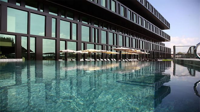 Hotel Axis Viana Business & Spa Hotel