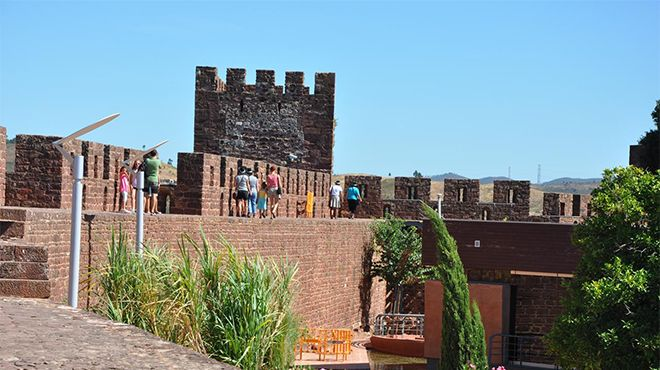 Castelo de Silves Lieu: Silves Photo: Pedro Reis - Turismo do Algarve
