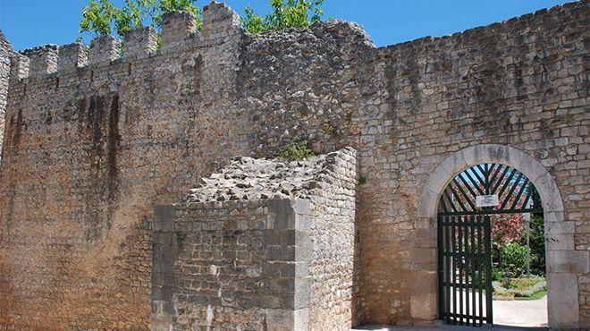 Castelo e Muralhas de Tavira Luogo: Tavira Photo: F32-Turismo do Algarve