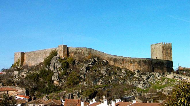Muralha e Castelo Plaats: Celorico da Beira Foto: CM de Celorico da Beira_Marco Pitt