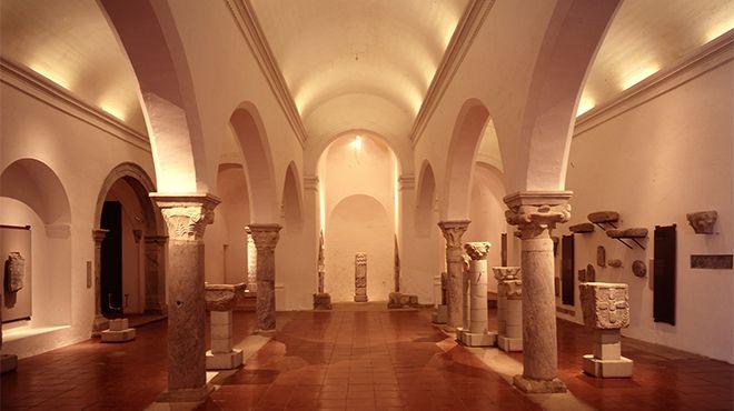 Museu Visigótico Lieu: Beja Photo: José Manuel