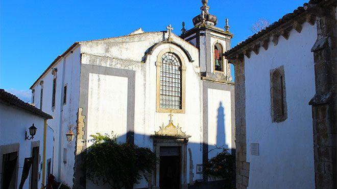 Igreja de São Pedro - Óbidos Lieu: Óbidos Photo: Nuno Félix Alves