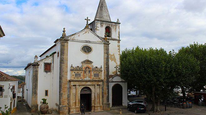 Igreja de Santa Maria, matriz de Óbidos 地方: Óbidos 照片: Nuno Félix Alves