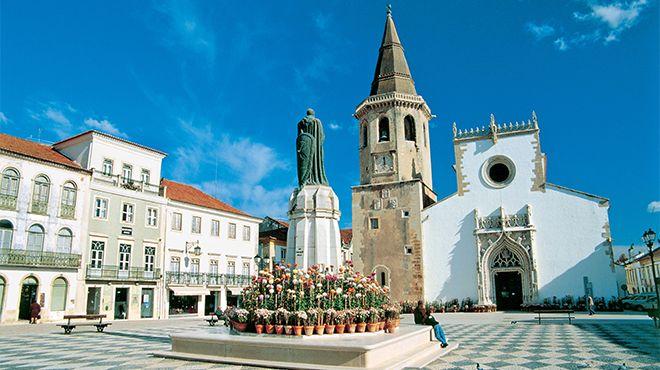 Igreja S.João Baptista Luogo: Tomar Photo: John Copland