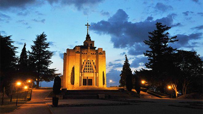 Santuário de Nossa Senhora da Penha 照片: Fundação