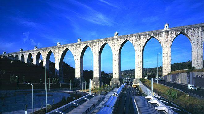 Aqueduto das Águas Livres Place: Lisboa Photo: José Manuel