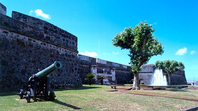 Castelo de São Brás Foto: Turismo dos Açores