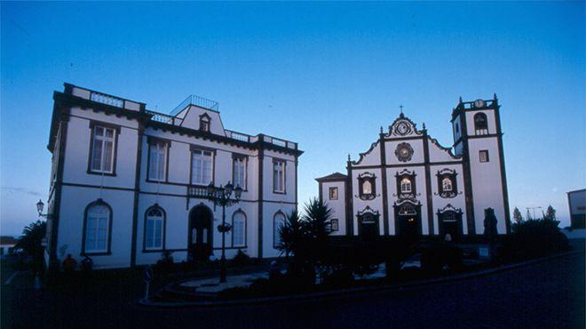 Igreja de São Jorge Place: Açores Photo: Turismo dos Açores