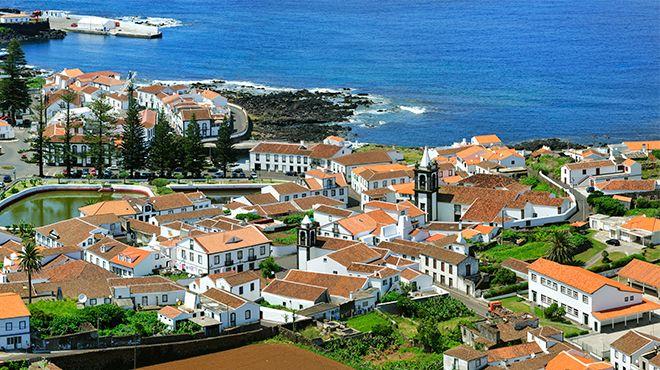 Igreja Matriz de Santa Cruz da Graciosa Photo: Maurício de Abreu - Turismo dos Açores