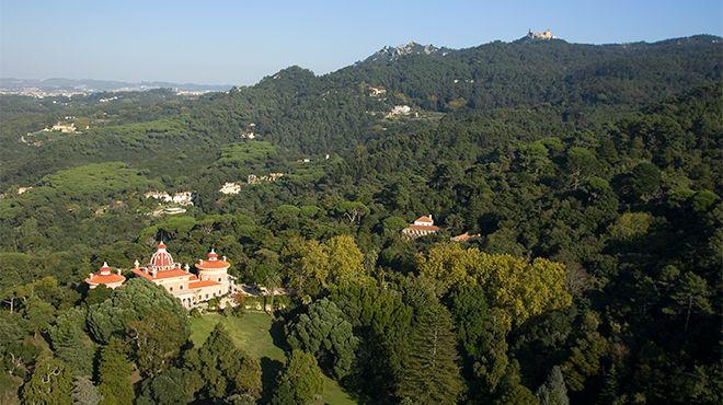 Palácio e Parque de Monserrate Foto: ATL- Turismo de Lisboa