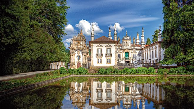Casa de Mateus Place: Vila Real Photo: Porto Convention & Visitors Bureau