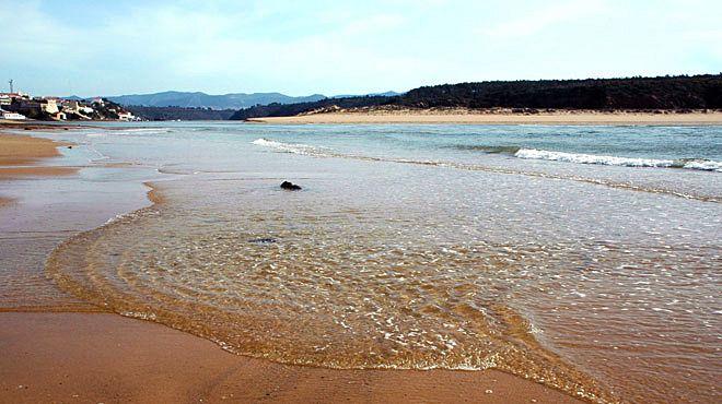 Praia das Furnas - Milfontes
