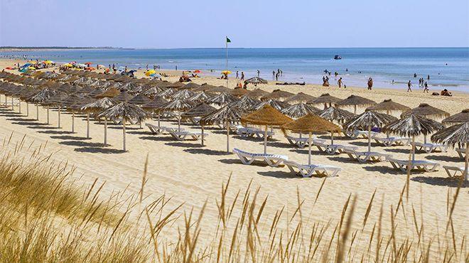 Praia Verde Photo: Helio Ramos - Turismo do Algarve