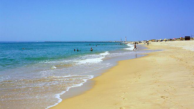 Praia da Ilha da Culatra Foto: Turismo do Algarve