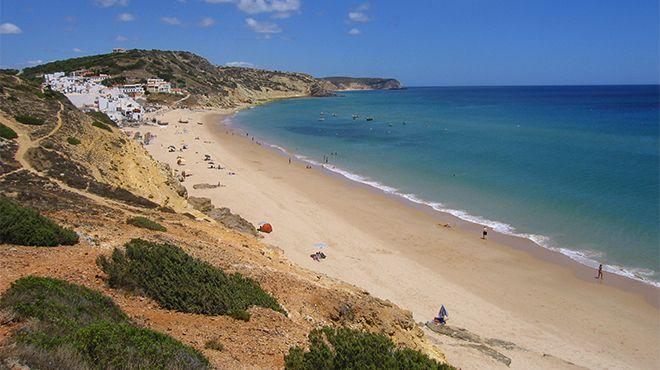 Praia de Salema