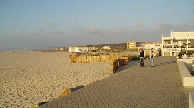 Praia da Barrinha Local: Ovar- Esmoriz Foto: Associação da Bandeira Azul Europa