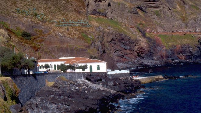 Termas do Carapacho Photo: Turismo dos Açores