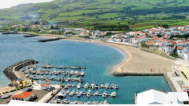 Marina da Praia da Vitória 照片: Maurício de Abreu - Turismo dos Açores