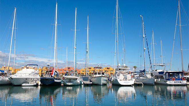Marina de Portimão Luogo: Portimão Photo: Turismo do Algarve