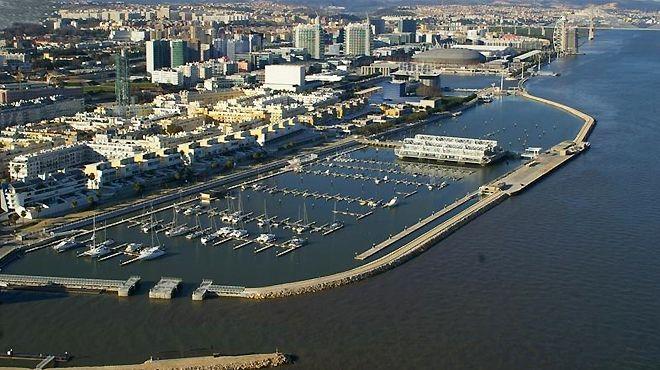 Marina do Parque das Nações