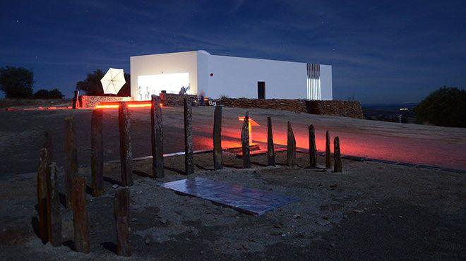 Observatório Lago Alqueva Place: Monsaraz Photo: OLA