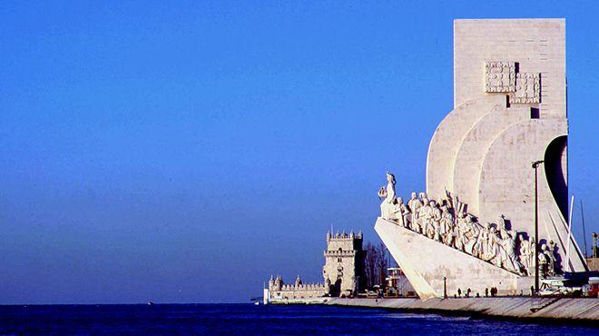 Padrão dos Descobrimentos 地方: Lisboa