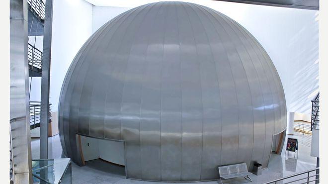 Planetario Espinho Plaats: Espinho