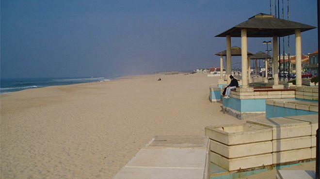 Praia do Furadouro Local: Ovar Foto: Associação da bandeira azul europeia