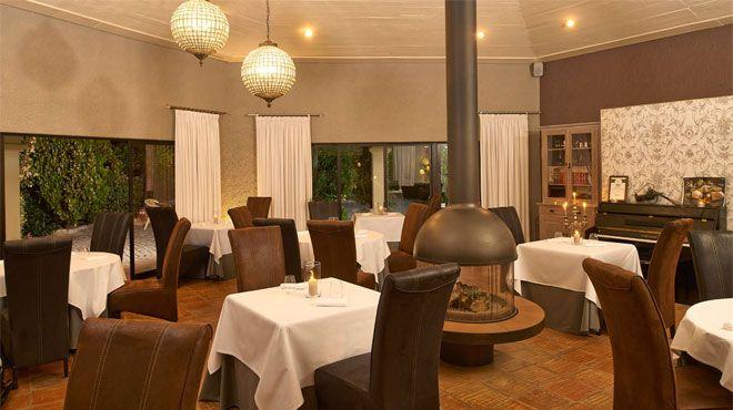 Restaurante Bon Bon Local: Carvoeiro Foto: Restaurante Bon Bon