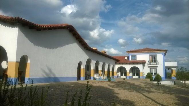 Casa de Besteiros Luogo: Almeirim Photo: Casa de Besteiros