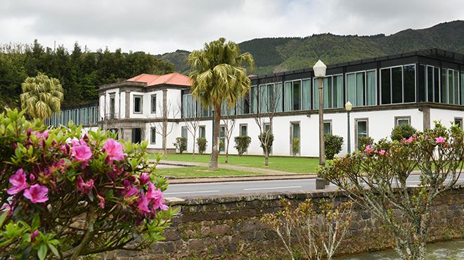 Furnas Boutique Hotel Lugar Furnas Foto: Furnas Boutique Hotel