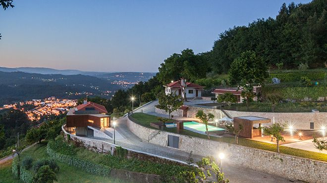 Quinta do Fontelo 地方: Vouzela 照片: Quinta do Fontelo
