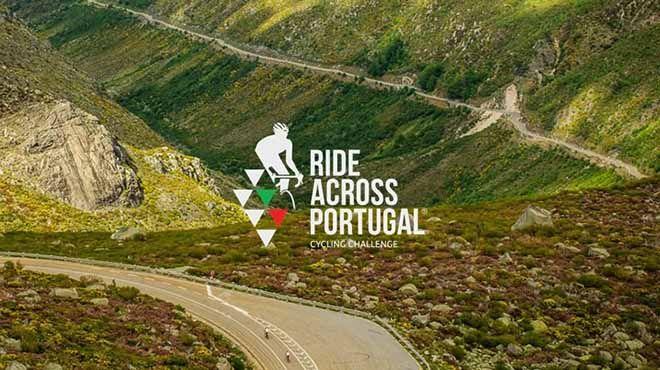 Ride across Portugal
