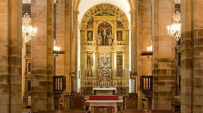 Concatedral de Miranda do Douro Lugar Miranda do Douro Foto: Direção Regional Cultura Norte